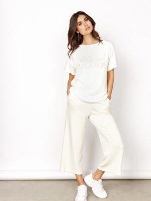 Soya Concept SC-BANU23 t-shirt dame med print