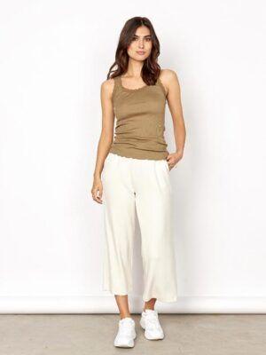 Soya Concept BANU sweatpants dame med vidde
