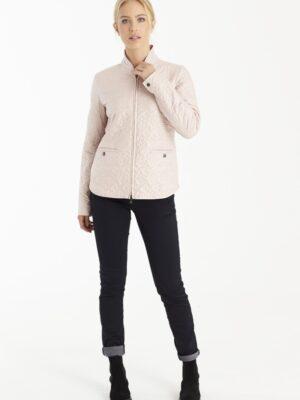 Ilse Jacobsen vatteret jakke dame kort MILY01 jakke, vatteret jakke, kort dunjakke