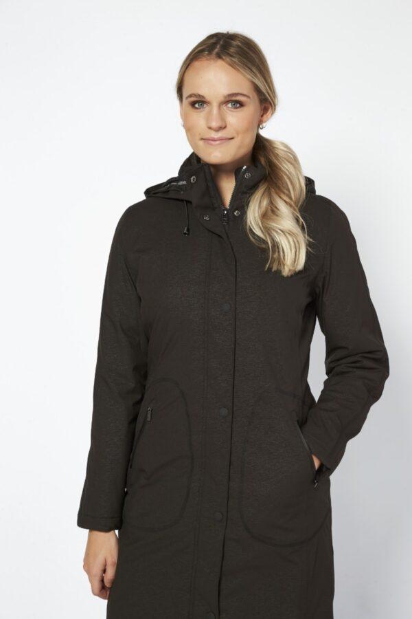 Ilse Jacobsen softshell frakke dame RAIN128