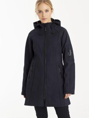 Ilse Jacobsen softshell regnfrakke dame Rain37