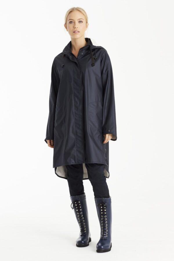 Ilse Jacobsen regnfrakke dame lang RAIN71