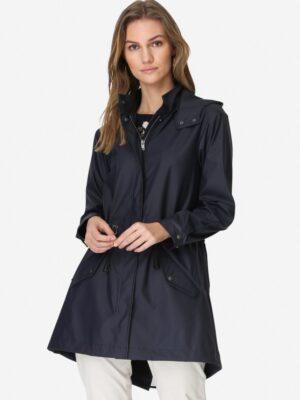 Soya Concept regnfrakke dame ALEXA (navy)