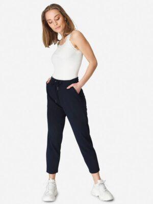 Soya Concept bukser dame med elastik SIHAM2 (navy)
