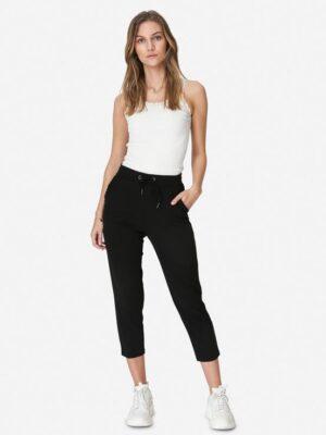 Soya Concept bukser dame med elastik SIHAM2 (sort)