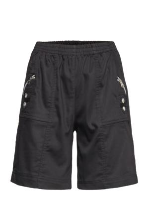 Soya Concept shorts dame med elastik Akila (sort)