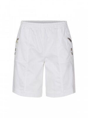 akila shorts i hvid