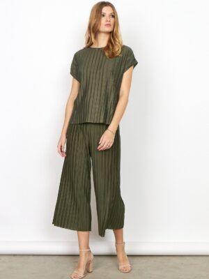 Soya Concept KIRIT bluse dame i plisse
