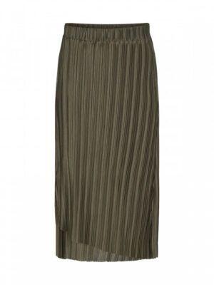 Soya Concept plisseret bukser dame SC-KIRIT4 army