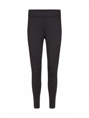 Soya Concept PABLO leggins dame med elastrik sort