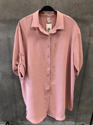 oversize skjorte LIVA