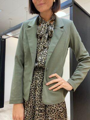 soya concept habitjakke DANIELA pure instinct, overdel, blazer jakke, soya, belladonna