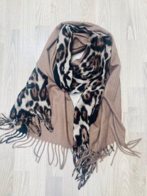 varmt halstørklæde