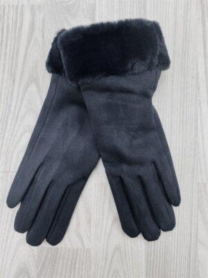 handsker med stræk fra bella donna